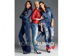 Fiorella Rubino presenta i Jeans It's Up Fiorella Rubino Jeans It's Up