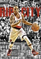 This is one of my favorite players  Damian Lillard