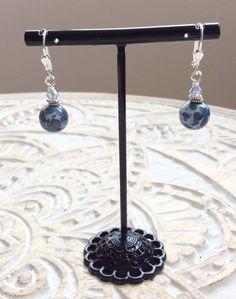 Gorgeous semi- precious stones with limited edition Swarovski crystals, available on www.kkajoux.com    #kkajoux #handmade  #irishdesign #kilkenny #swarovski #jewellery #beads #gemstones #handcrafted Irish Design, Tiered Cakes, Swarovski Crystals, Jewellery, Gemstones, Beads, Handmade, Beading, Jewels