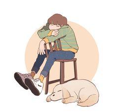 170128 : 네이버 블로그 Character Concept, Character Art, Concept Art, Character Design Teen, Cute Art Styles, Cartoon Art Styles, Japon Illustration, Poses References, Boy Art