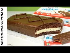 Party Desserts, Tiramisu, Sweets, Candy, Ethnic Recipes, Youtube, Food, Pies, Bakken