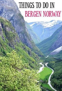Things to do in Bergen Norway