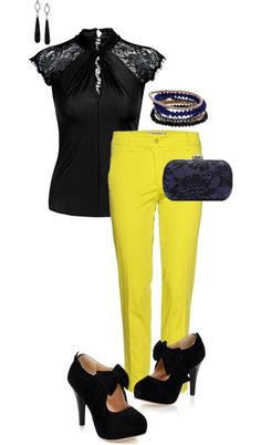 """""""bright class"""" by angela-elson on Polyvore"""
