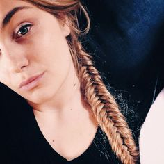 Braid , blond