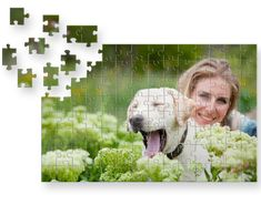 Personalised Photo Jigsaw Puzzle - 500 or 1000 Piece