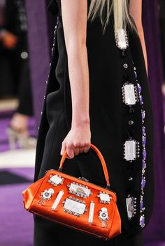 Prada Fall 2012 Ready-to-Wear Accessories Photos - Vogue