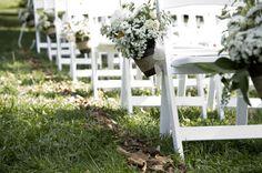 Un matrimonio country a km0: Paola e Filippo