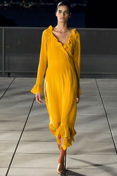 More NYFW Spring 16 reviews, from Thakoon, Adam Selman, Creatures of Comfort…