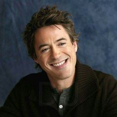"Somewhere between ""you're so funny"" and ""you're gonna pay for that one..."" RDJ"