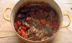 Ballymaloe beef stew