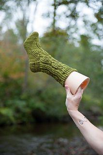 MKAL Sock by Melissa Goodale via Ravelry.