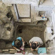 Roma alla scoperta del Sepolcreto di via Ostiense con il nuovo progetto di ricerca #lavoratori #salari #tasse #roma #stipendo #INPS