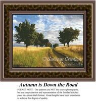 We feature one of a kind Alluring Landcapes cross stitch, cross stitch patterns, counted cross stitch, cross stitch needlepoint, cross stitch kits, cross stitch designs,