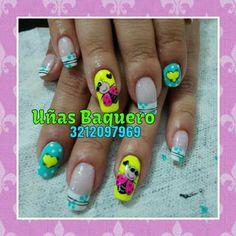 Wedding Nails, Manicure, Nail Designs, Beauty, Hands, Nail Bar, Nails, Nail Manicure, Nail Design