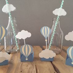 Baby Shower Balloons, Baby Shower Themes, Baby Boy Shower, Baby Shower Decorations, Balloon Birthday Themes, Baby Shawer, Iftar, Baby Party, Hot Air Balloon