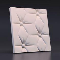 Полиуретановые (силиконовые) формы для 3D панелей из гипса и бетона (100 моделей)
