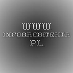 www.infoarchitekta.pl