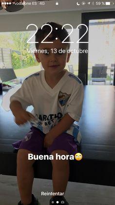 Isco Jr ❤️ Isco Real Madrid, Isco Alarcon, Babys, Jr, Football, Beauty, Women, Baby Beach, Soccer Baby