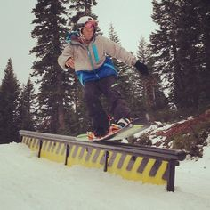 Photo by @k_arnz on the first day this season at #northstar