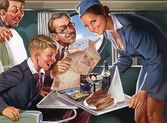El ilustrador ruso Valeri Barikin combina con éxito los Pin-Up vintage con la propaganda soviética. El artista de Nizhni Nóvgorod reinterpre...
