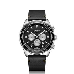 Rotary Watches, Rolex Watches, Sport Watches, Chronograph, Quartz, Sports, Accessories, Collection, Black