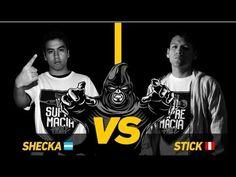 Shecka vs Stick (Final) – Supremacía MC 2016 -  Shecka vs Stick (Final) – Supremacía MC 2016 - http://batallasderap.net/shecka-vs-stick-final-supremacia-mc-2016/  #rap #hiphop #freestyle
