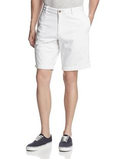 55% OFF Tailor Vintage Men's Knit Shorts (White)