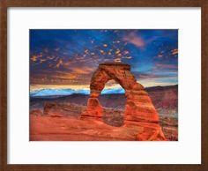 Moab Utah, Utah Usa, Delicate Arch, Digital Technology, Arches, Professional Photographer, Find Art, Framed Artwork, Sunsets