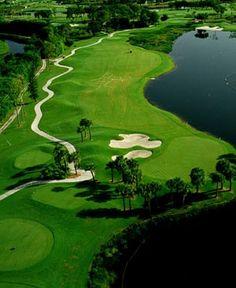 Boca West Golf Course (Boca Raton, Florida)