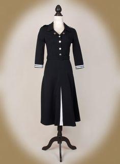 Flugbereiterin Uniform Dress by Pony Mädchen, 195 Euros