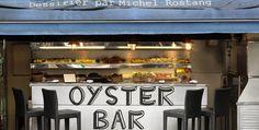 Worth a Stop - the OYSTER BAR at Dessirier - 9, Place du Maréchal Juin - 17th arr: