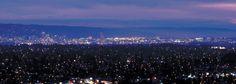 Portland night view