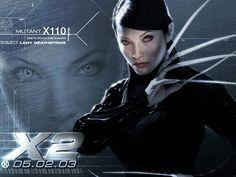 x men lady deathstrike Dc Comics Film, Marvel Dc Comics, Anime Comics, Lady Deathstrike, Kelly Hu, My Superhero, Man Movies, Fan Art, Film Posters