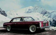 Mercedes Benz W 114