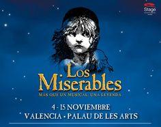 Los miserables vuelven a Valencia