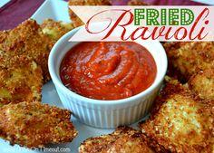 Fried Ravioli Recipe