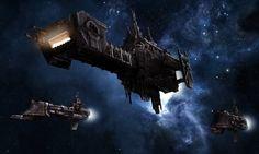 warhammer 40k frigate - Google zoeken