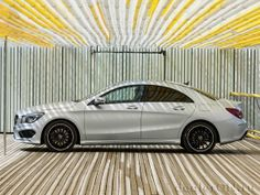 Купе Mercedes-Benz CLA-класса AMG / Мерседес-Бенц CLA-класса AMG