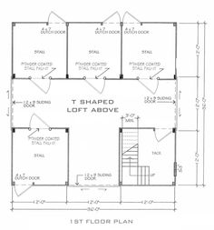 Find This Pin And More On Barn Arena Floor Plan