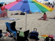 Essential Items For Your Day At The Beach