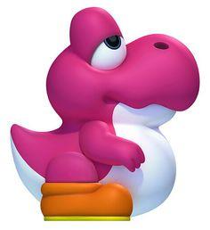 Balloon Baby Yoshi - Characters  Art - New Super Mario Bros U.jpg