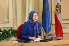 Iran's Radical&Extremist Islam: The Iranian Opposition  Leader, Maryam Rajavi's st...