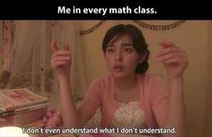 Yep math sucks