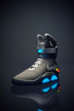 Best photo ever of a Nike Air MAG shoe! kicks