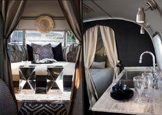 unique Airstream interiors