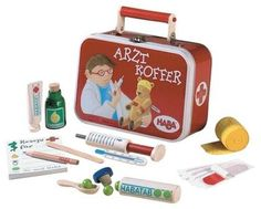 Haba Doctor`s Suitcase