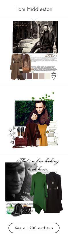 """Tom Hiddleston"" by deniz-adrianna-stuhr ❤ liked on Polyvore featuring Seed Design, Related, Lattori, rag & bone, New Look, Ralph Lauren, Bella Freud, Chanel, tomhiddleston and florenceandthemachine"