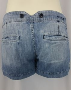 American Eagle Low Rise Jean Shorts Ladies Size 8