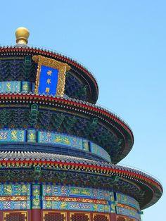https://flic.kr/p/Lnior   Temple of Heaven   Beijing, China 总觉得这张的颜色不太对、、、