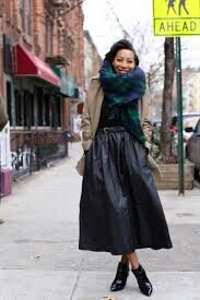 For winter. Love the ankle boots with this look. #redlipneverhurts